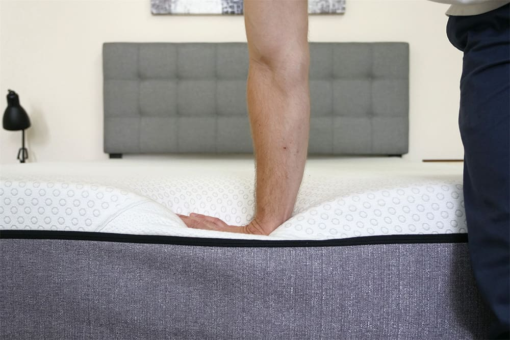 Yogabed-Mattress-Hand-Press Yogabed Mattress Review