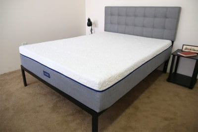 NovosbedMattressCoverCloseUp-400x267 Best Firm Mattress
