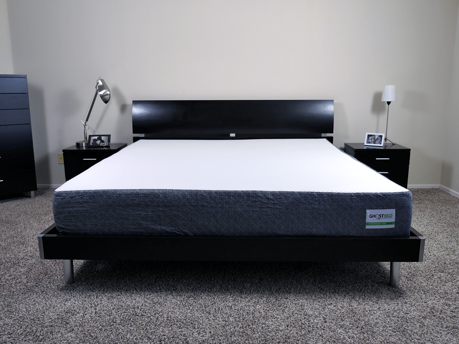 ghostbed-mattress GhostBed vs. Purple Mattress Review