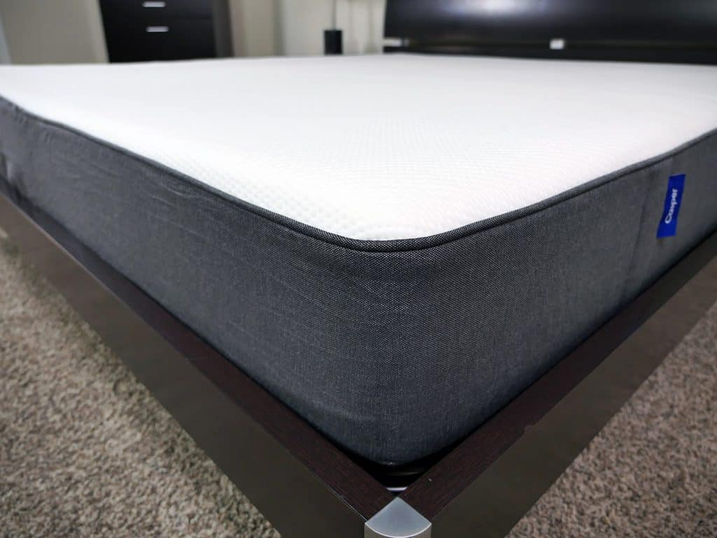 casper-mattress-cover-close-up-2-1024x768 GhostBed vs. Casper Mattress Review