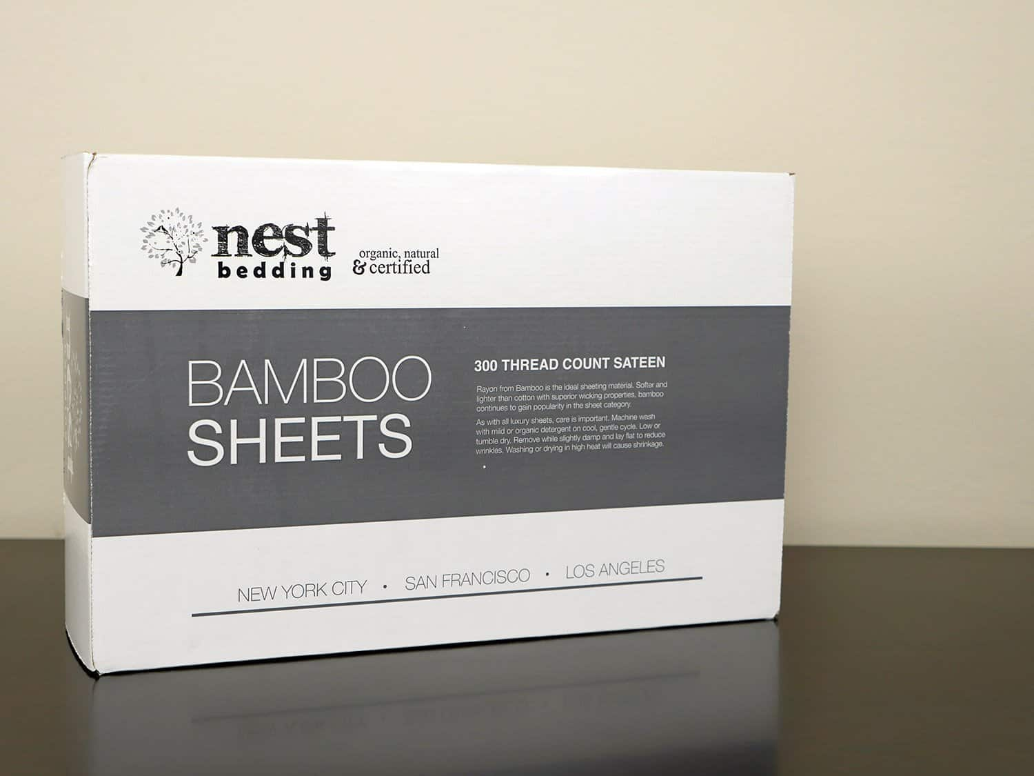 nest-bedding-bamboo-sheets Bed Sheets Ultimate Guide — What Are the Best Types, Materials, and Weaves?