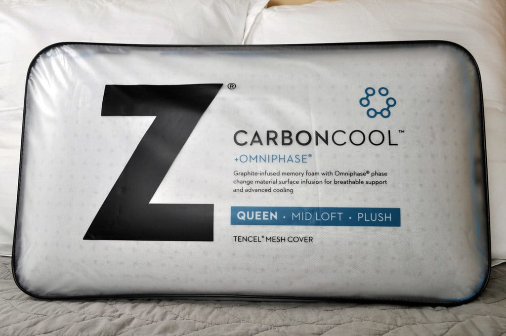 malouf-carbon-cool-pillow-review-1024x680 Malouf CarbonCool Pillow Review