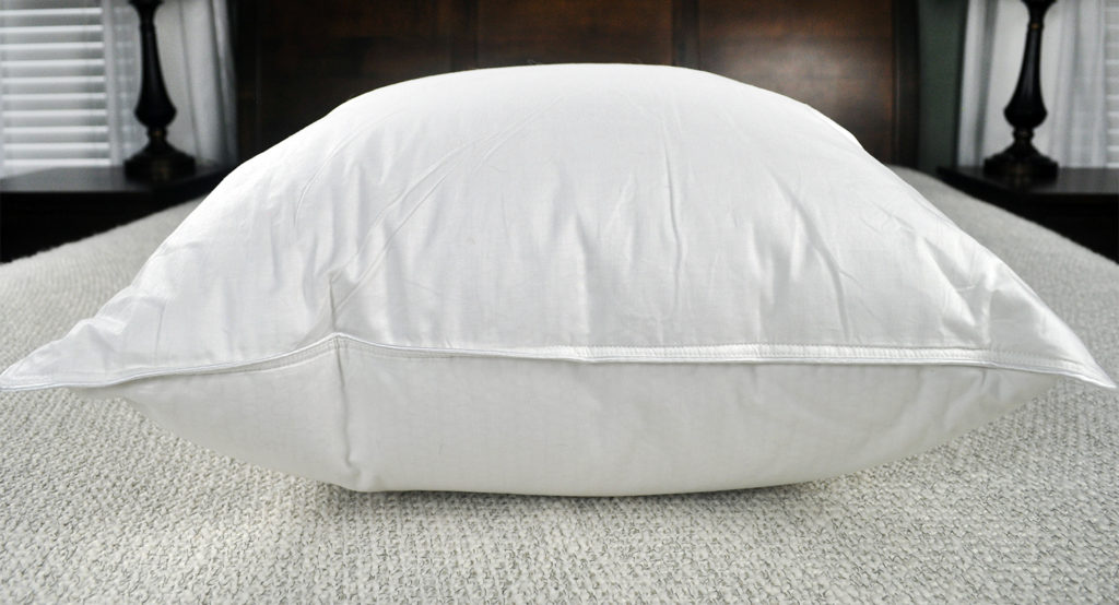 slumber-cloud-cirrus-duck-down-pillow-review-side-1-1024x554 Slumber Cloud Cirrus Duck Down Pillow Review