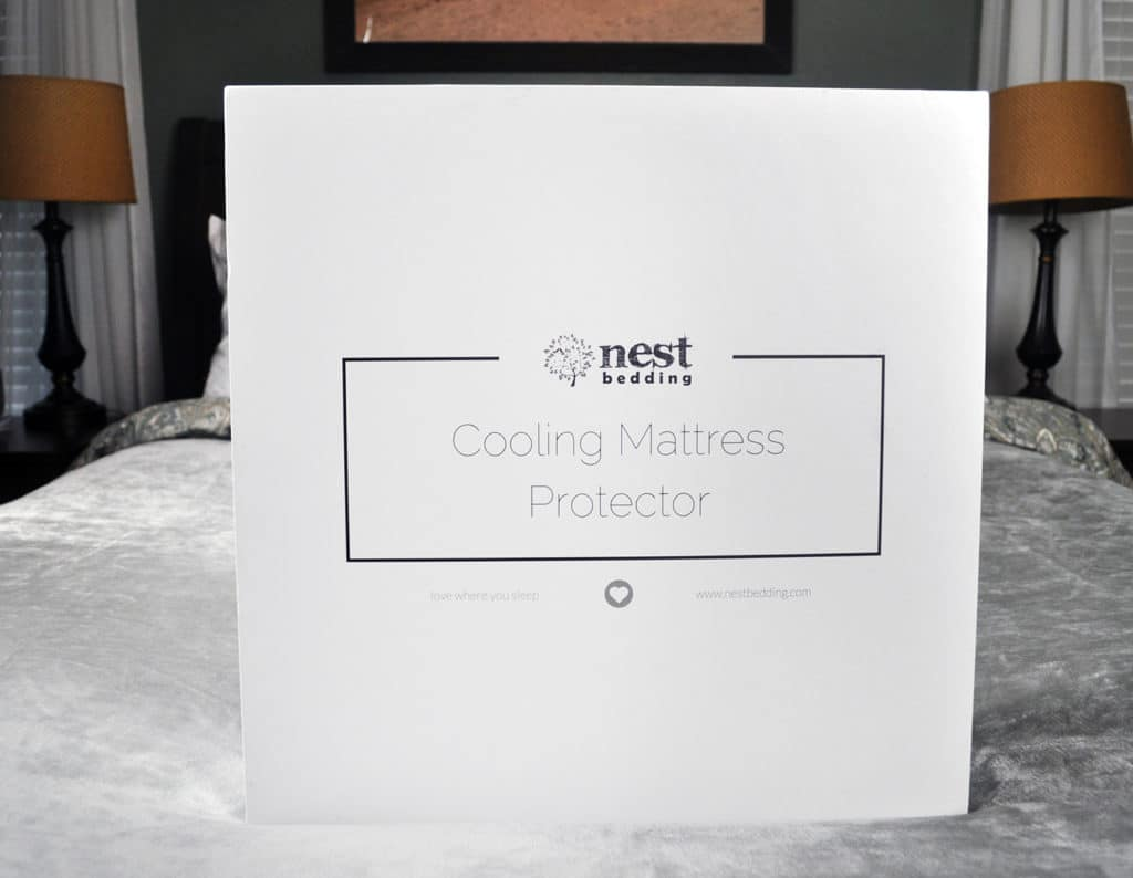 nest-bedding-cooling-mattress-protector-packaging-1024x794 Nest Bedding Cooling Mattress Protector Review