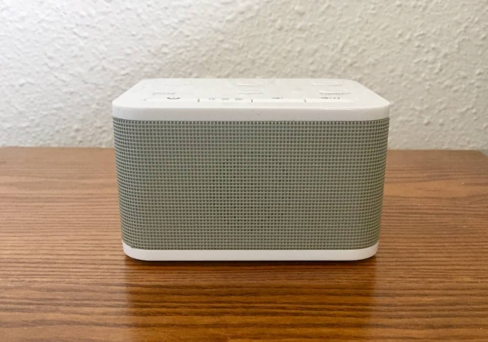 BigRedRoosterSoundMachineReview Best Reviewed White Noise Sound Machines