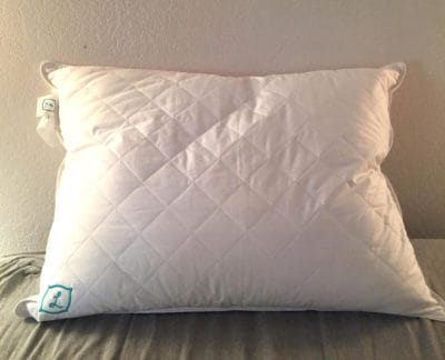 LPillowReview-400x324 Most Affordable Pillows For All Types of Sleepers