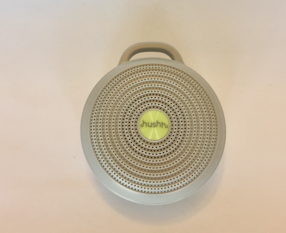 MarpacHushhPortableSoundMachineReview Best Reviewed White Noise Sound Machines