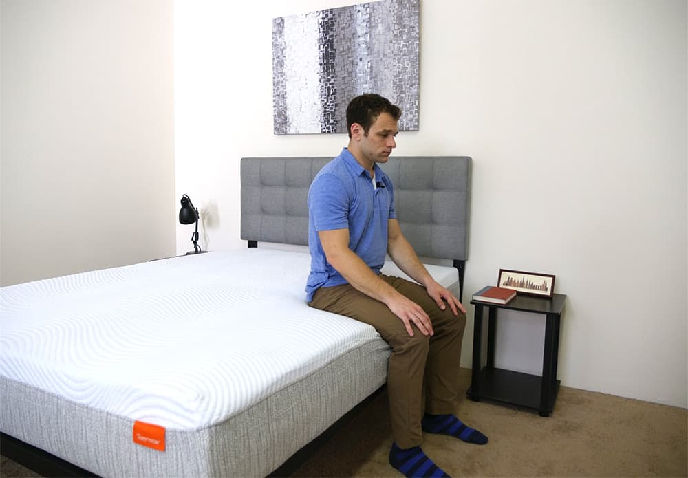 Tomorrow-Sleep-Firm-Mattress-Edge-Support Tomorrow Sleep Mattress Review