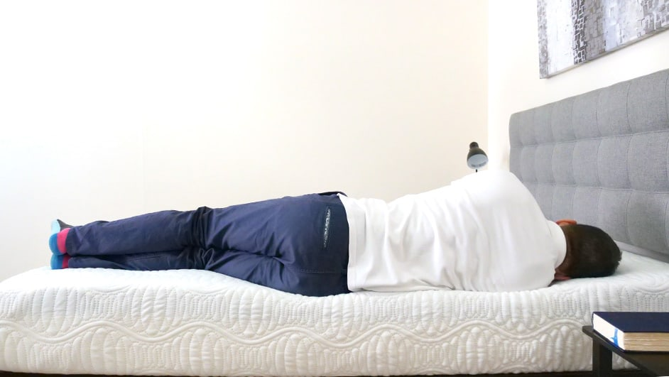 eLuxury-Supply-Edge-Support-Side-Laying eLuxurySupply Mattress Review