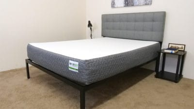 GhostBed-Mattress-Corner-400x225 Best Mattress for Heavy People