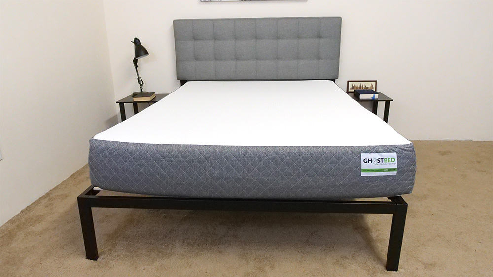 GhostBed-Mattress-Front GhostBed Mattress Review