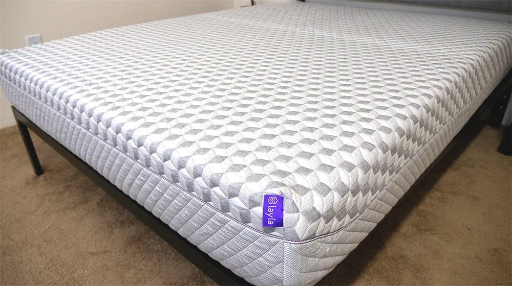 Layla-Mattress-Cover Best Memory Foam Mattress