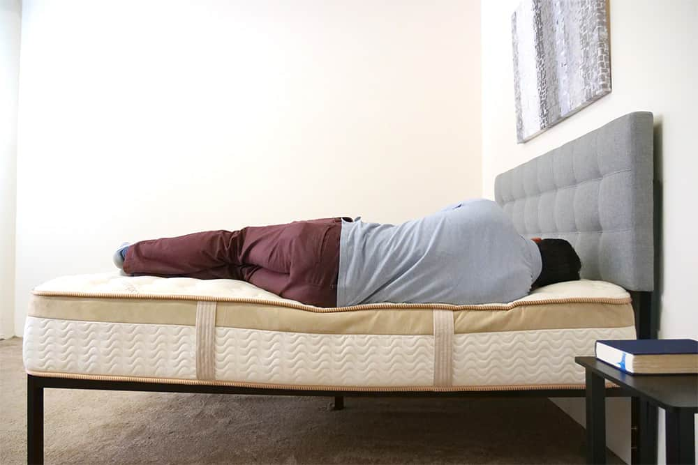 Loom-and-Leaf-Edge-Support-Side-Lying Loom & Leaf Mattress Review