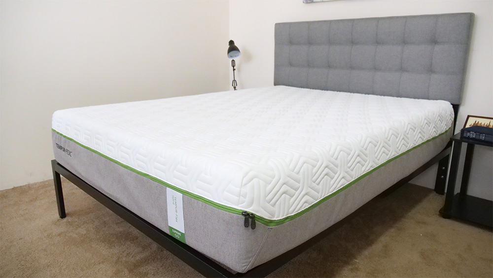 TEMPURFlex-Corner-View Best Memory Foam Mattress