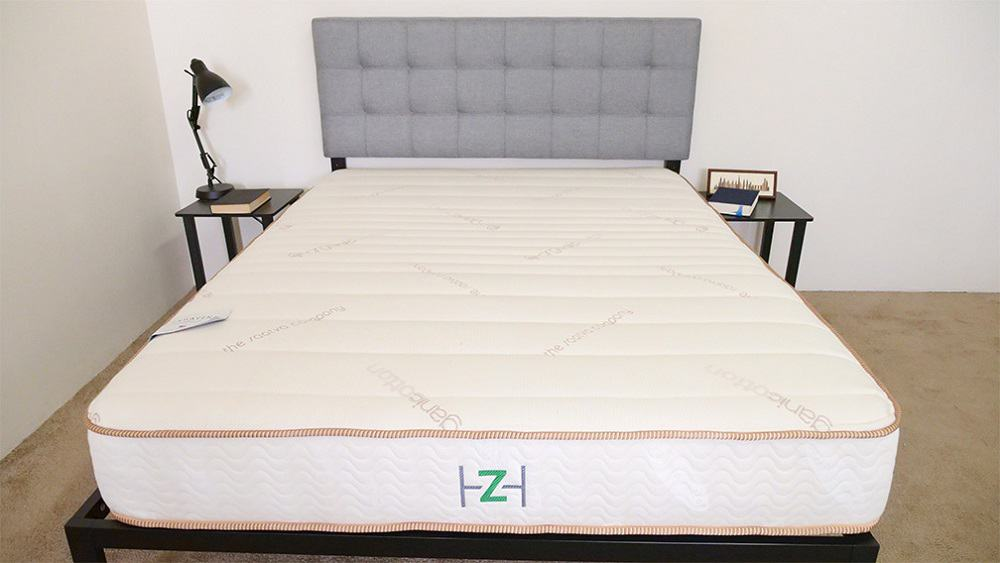 Zenhaven-Mattress-Front-View Zenhaven Mattress Review