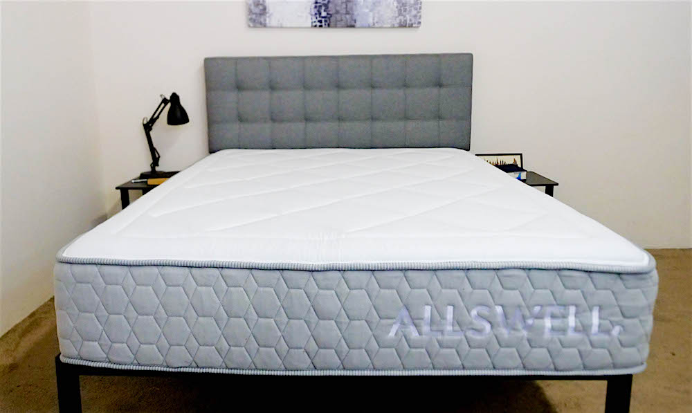 WalmartAllswellFirmMattressReview Best Mattress for Stomach Sleepers