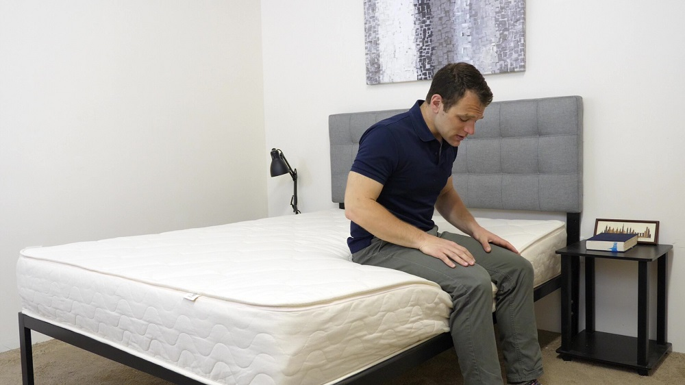 Spindle-Edge-Support-Seated Spindle Mattress Review