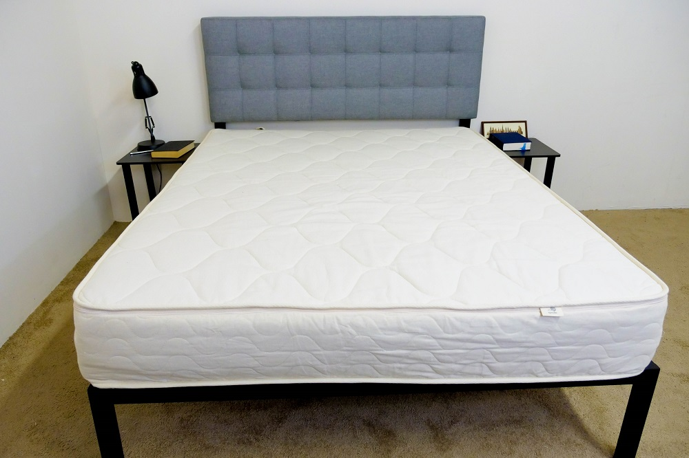 Spindle-Front-View Spindle Mattress Review