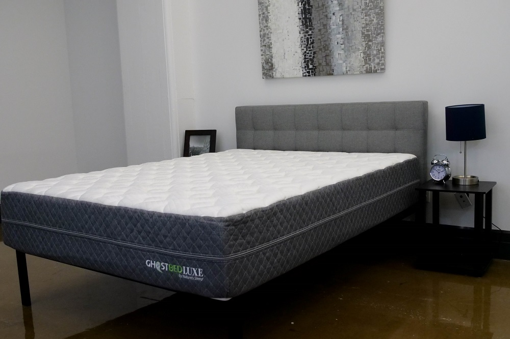 GhostBed-Luxe-Comparison-Corner Nectar vs. GhostBed Mattress Review