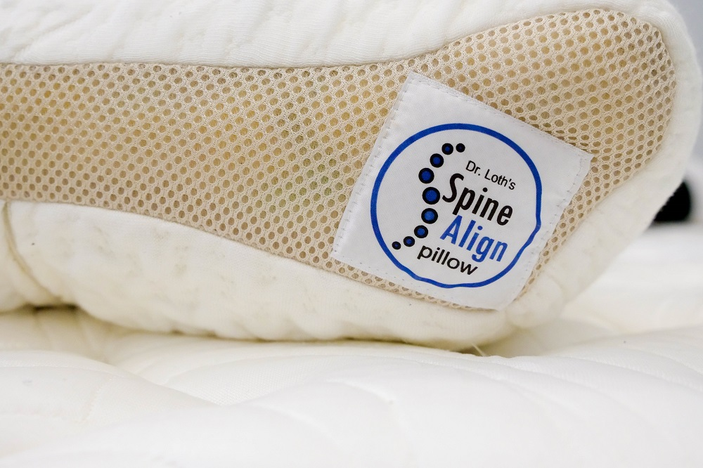SpineAlign-Tag SpineAlign Pillow Review