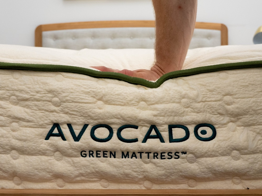 Avocado-Hand-Press Best Latex Mattress Reviews
