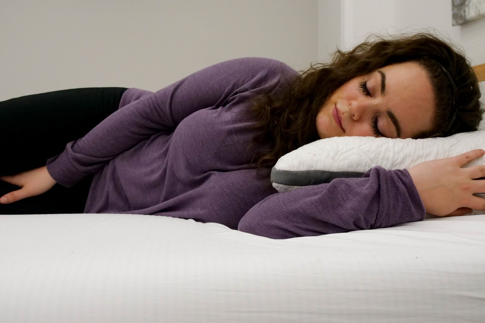 Easy-Breather-Side-Sleeper-Side Best Pillows for Side Sleepers