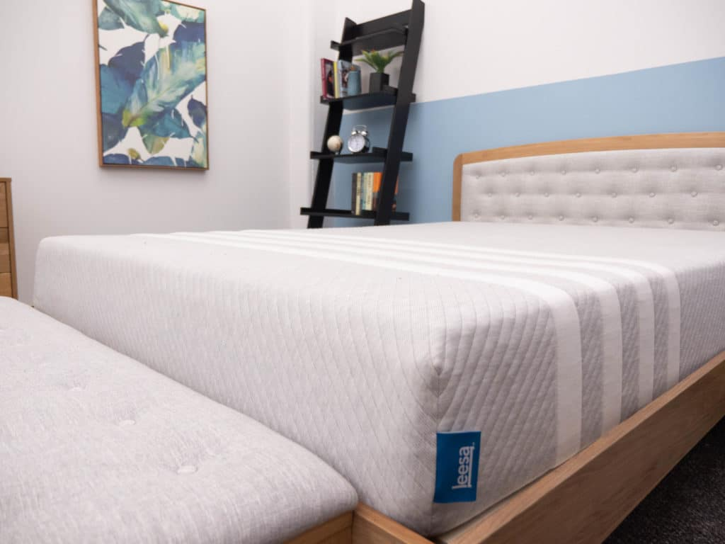 Leesa-Corner-Latex-Alt-1024x768 Best Latex Mattress Reviews