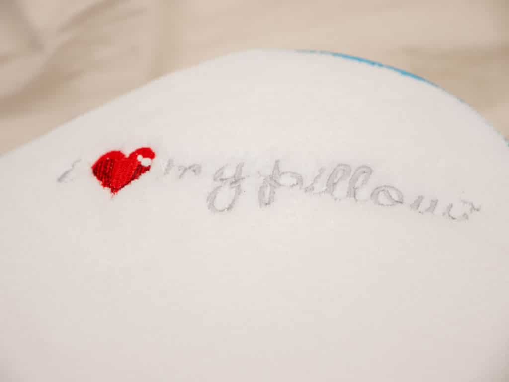 I-Love-My-Pillow-Tag-1024x768 I Love My Pillow Review