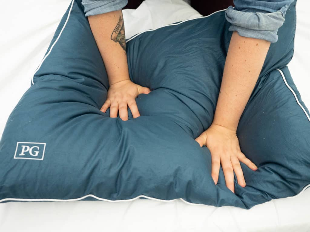 Stomach-Sleeper-Pillow-Pillow-Guy-Press-1024x768 Best Pillows for Stomach Sleepers