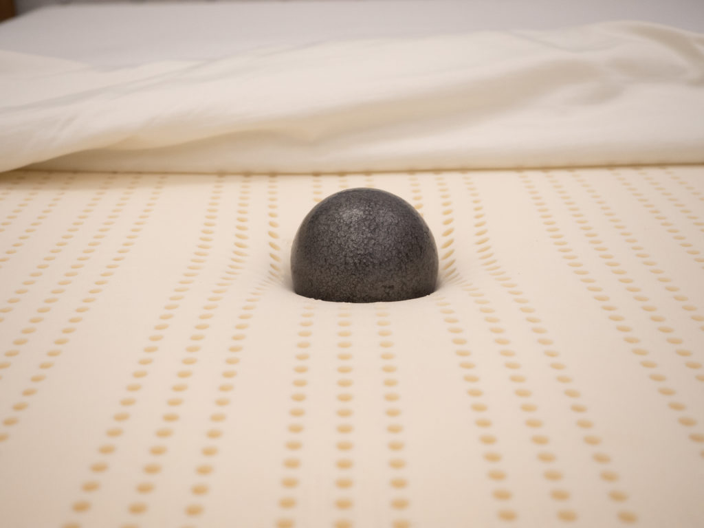 Ghostbed-Ball-Sink-1024x768 Nectar vs. GhostBed Mattress Review