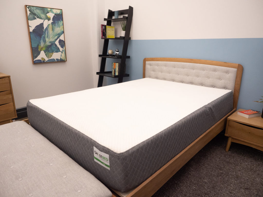 Ghostbed-Top-1024x768 Nectar vs. GhostBed Mattress Review